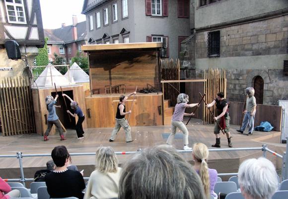 Freilicht Theater Esslingen