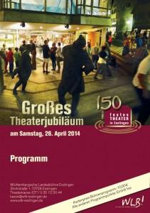 150 Jahre Theaterfest in Esslingen